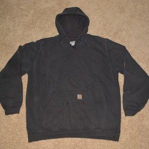 CARHARTT 2XL Tall Men's Hooded Sweatshirt
